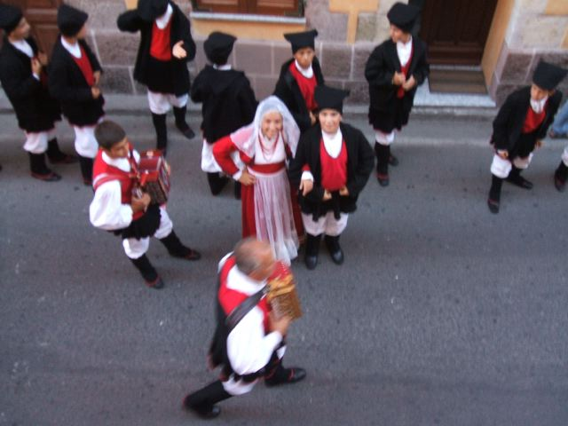 BALLETTO IN SFILATA